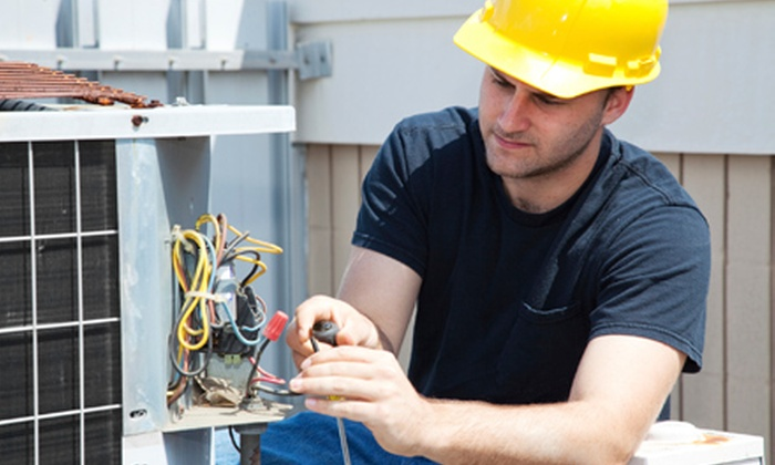 Earth Energy Solutions - Southwest Raleigh: $39 for a Furnace, Heat Pump, or Air Conditioner Tune-Up from Earth Energy Solutions ($199 Value)
