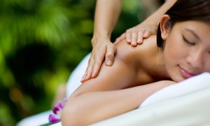 Elements Massage: One 60-Minute or Three 30-Minute Therapeutic Massages at Elements Massage (Up to 66% Off)