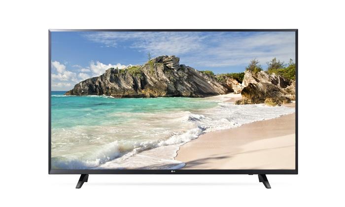a5ebe82e0 LG 43UJ620V 43'' 4K LED TV | Groupon Goods
