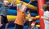 Up to 57% Off Inflatable Play Sessions