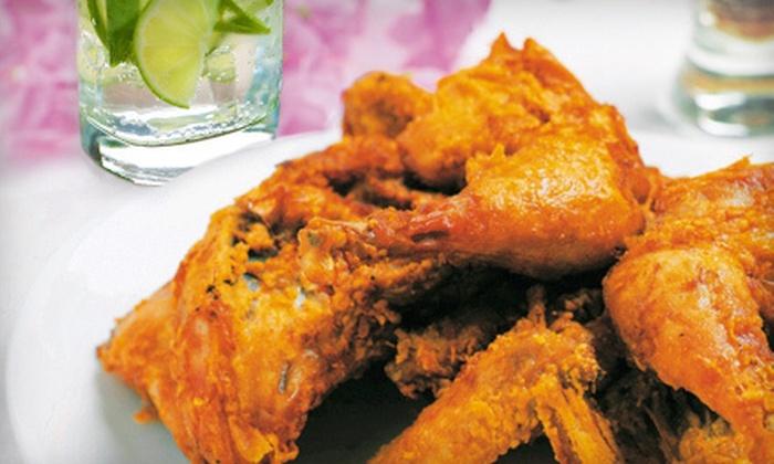 Indulj - U Street,Northwest Washington: $15 Worth of Southern-Inspired Dinner Cuisine
