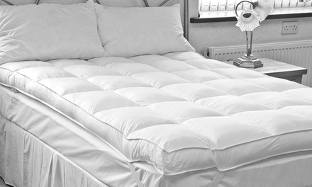 silentnight air max mattress topper