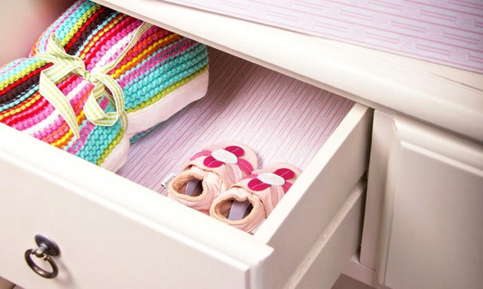 Scented Drawer Liners For Babies Groupon Goods