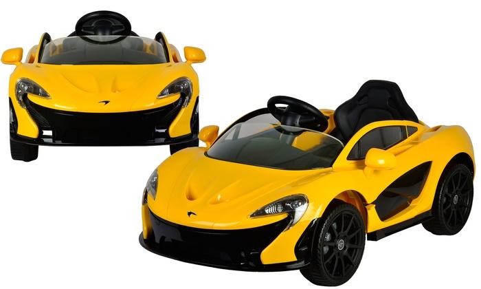 licensed mclaren p1 kids 12v ride on car licensed mclaren p1 kids