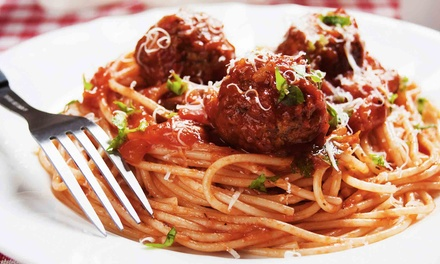 Two or Four Homemade Italian Fast Food Entrees at Italian Gardens To Go (Up to 47% Off)