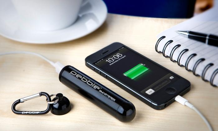 Dynergy: Batteria portatile Veho Pebble Smartstick+ a 18,99 € invece di 49,95