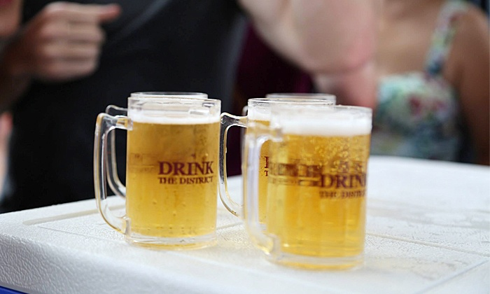 Shamrock Beer Bash - The Yards: Three Hours of Unlimited Beer Tastings of 75+ Beersat Shamrock Beer Bash on Saturday,March 15 (Up to 40% Off).