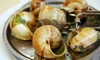 Monet's - Exeter: $27 for a Bottle of Wine and an Appetizer at Monet's (Up to $54.95 Total Value)