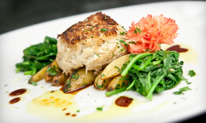 M Bistro - Varina: French-Southern Cuisine for Lunch or Dinner at M Bistro (Half Off)