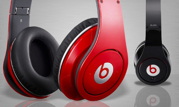 Beats By Dr. Dre – Beats Studio Over-the-Ear Headphones: Beats By Dr. Dre – Beats Studio Over-the-Ear Headphones. Multiple Colors Available. Free Returns.