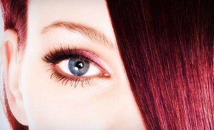 Set of Subtle, Vibrant, or Stunning Eyelash Extensions at City Style Hair (Up to 60% Off)