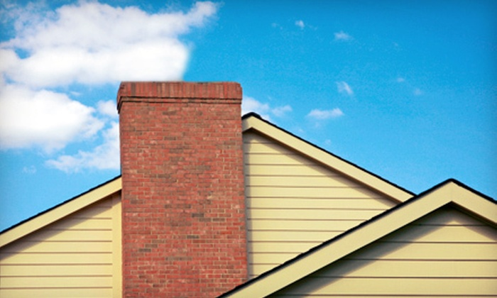 Quality Air - Buffalo: Chimney Cleaning with Optional Furnace or Dryer-Vent Cleaning from Quality Air (Up to 76% Off)