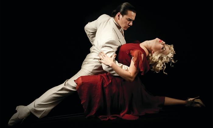 San Diego Tango School - Hillcrest: Four Dance Classes from San Diego Tango School (70% Off)