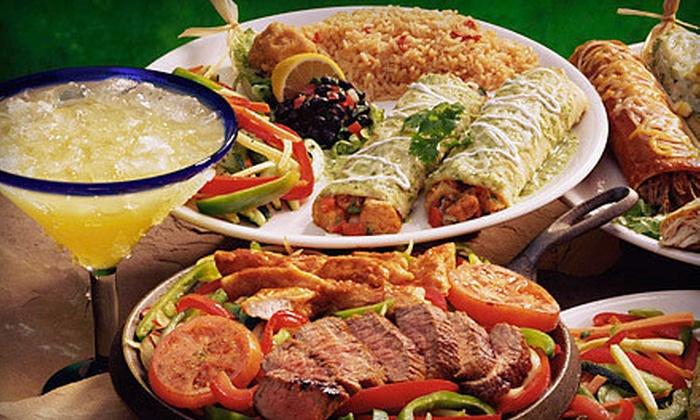 Restaurante Los Gallos - Turlock: Mexican Meal for Two or Four at Restaurante Los Gallos (Up to 51% Off)