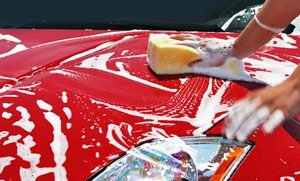Inside-n-Out Handwash: $25 for Signature Service Car Wash and Wax at Inside-n-Out Handwash ($50 Value)