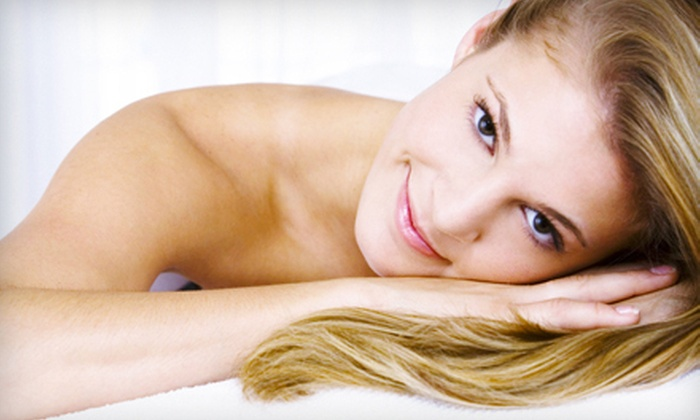 Aqua Vitae Spa - Upper East Side: 75-Minute Massage and Skincare Services at Aqua Vitae Spa (Up to 86% Off). Three Options Available.