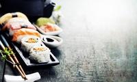 """2,5 Stunden """"Touch & Eat"""" inkl. Sekt für 2 Personen im Restaurant Nagoya (bis zu 21% sparen*)"""