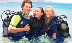 Diffusione Didattica Acuc SRL: Battesimo subacqueo per una o 2 persone da Diffusione Didattica ACUC (sconto fino a 79%)
