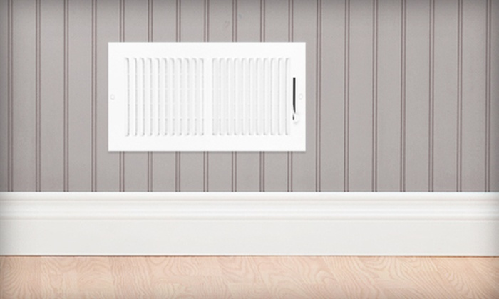 Quality Air - Roanoke: Air-Duct Cleaning for Up to 12 Vents or Air-Duct Cleaning and Dryer-Vent Cleaning from Quality Air (Up to 86% Off)