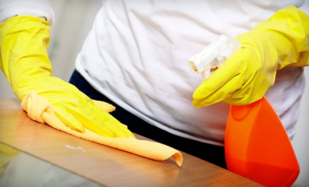 2 Man-Hours of Housecleaning (a $60 value) - Mighty Maids Cleaning Services in