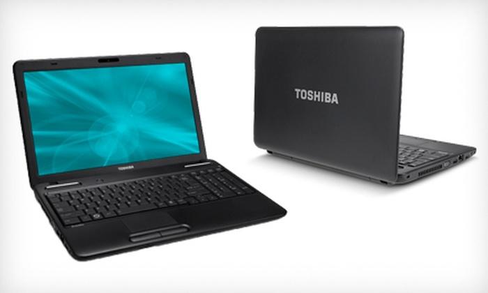 Toshiba Satellite Laptop: $359 for a Toshiba Satellite Laptop (Manufacturer Refurbished) ($504.99 List Price). Free Shipping.