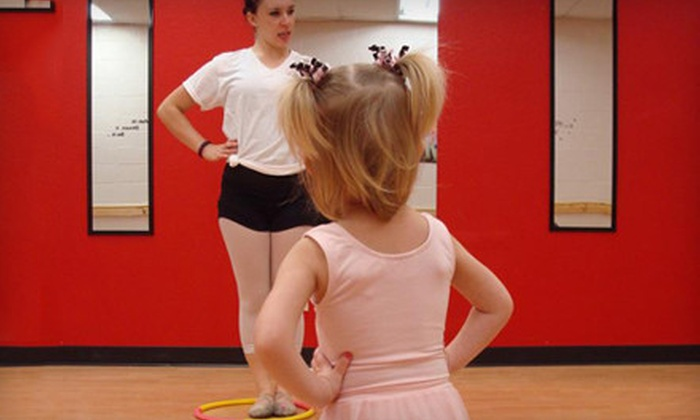 Kid Time Fitness - Rosemead Terrace: Four or Six Fitness and Dance Classes at Kid Time Fitness (Up to 53% Off)