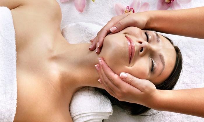 Kimora's Day Spa & Salon - The Fan: Swedish Massage with Optional Facial or One Deep-Tissue or Sports Massage at Kimora's Day Spa & Salon (Up to 51% Off)