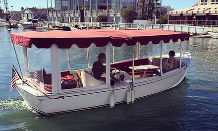 Duffy-Boat Rental from Voyagers(Up to 68% Off). Six Options Available.