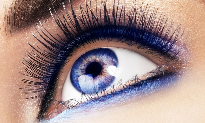 Flashy Lashies - South Pointe: Lash-in-a-Flash Eyelash Extensions with Options of Refill at Flashy Lashies (Up to 60% Off)