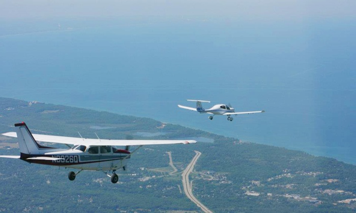 Flight 101 - Waterford: $120for Introductory Flight Lesson from Flight 101 ($200 Value)