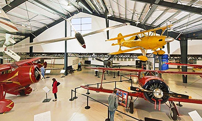 Museum of Flying - Sunset Park: Museum Visit for Two Adults or Seniors, or Two Adults and Two Children at Museum of Flying (Up to 55% Off)