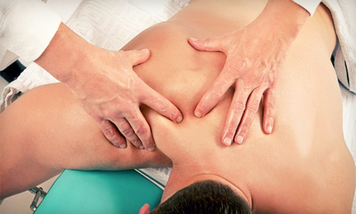 GoodLife Therapeutic Massage - Fircrest: $29 for a One-Hour Massage with Complimentary Chocolate Truffle at GoodLife Therapeutic Massage ($60 Value)