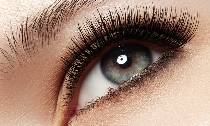 MGO Fashion Salon - West Town: Partial Set of Lash Extensions with Optional Touch-Up or Full Set of Extensions at Dynamic Salon (Up to 70% Off)