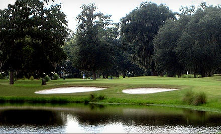 $35 for an 18-Hole Round of Golf for Two with Cart Rental at Rose Hill Golf Club ($80 Value)