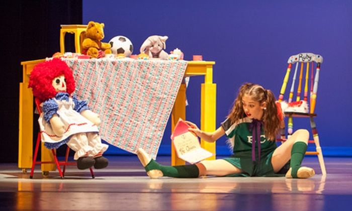 "Evergreen City Ballet presents ""Tea for Ruby"" - North Auburn: $13 for Evergreen City Ballet's ""Tea for Ruby"" at Auburn Performing Arts Center on Saturday, March 30 (Up to $21 Value)"