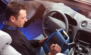 First Autoglas: Klimaanlagen-Inspektion mit Teil-Auffüllung und PKW-Sicherheits-Check bei First Autoglas ab 23,90 € (bis zu 77% sparen*)