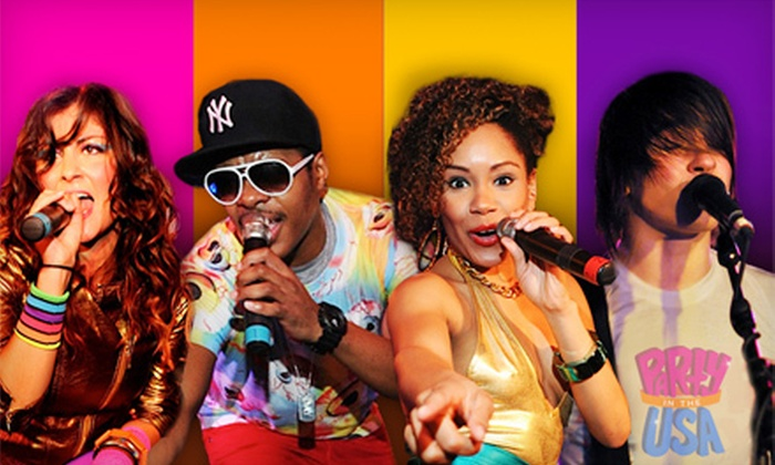 The Fun Music Kidz Show featuring Party In The USA - Tribeca: The Fun Music Kidz Show Featuring Party in the USA for Two or Four at the Canal Room (Up to 47% Off)