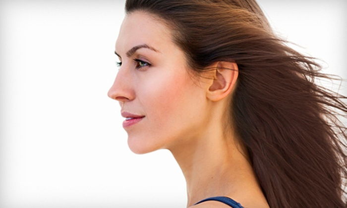 U-Care Health Screenings - East Ridge - Ptarmigan Park: Ultherapy Nonsurgical Lift for the Brow, Neck, Face, or All of the Above at U-Care Health Screenings in Aurora (Up to 67% Off)