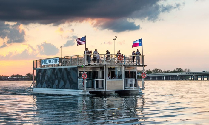 "Sail with Scott - Rockwall: $20 for a ""Harbor Lights"" Sunday Boat Cruise from Sail with Scott LLC (Up to $25 Value)"