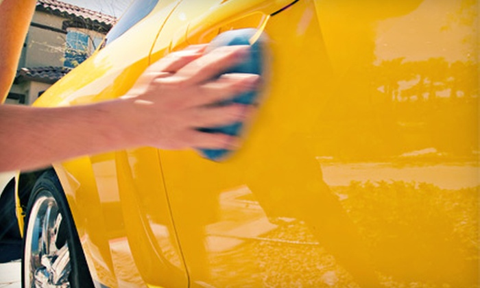 KA Car Care - The Annex: One or Three Exterior Hand Washes at KA Car Care (Up to 58% Off)