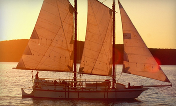 Treasure Coast Sailing Adventures - Stuart: $29 for a Two-Hour Sailing Experience for Two from Treasure Coast Sailing Adventures (Up to $60 Value)