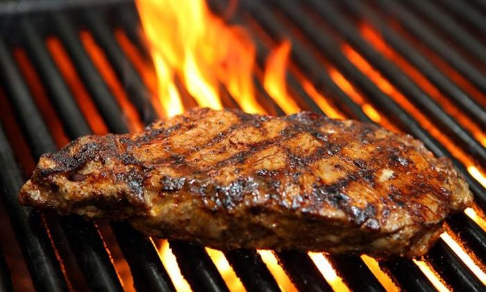 Santa Fe Cattle - Bossier City: $11 for $20 Worth of Steaks, Ribs, and Fajitasat Santa Fe Cattle