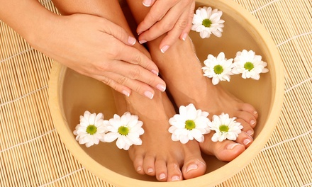 $39 for Two Ionic Footbaths, Magnetic-Resonance Sessions, or Reflexology Sessions at Homeopathy of London ($150 Value)