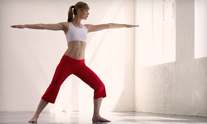 CCPlus @ The Center - Mount Clemens: 11 Fitness Classes or 10 Yoga Classes at CCPlus @ The Center (Up to 63% Off)