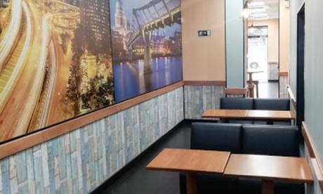 Desayuno o merienda con bebida y plato dulce para 2 o 4 en Wrapipans Atocha (hasta 54% de descuento)