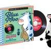 Blue Moo Book, CD, and Plush Set