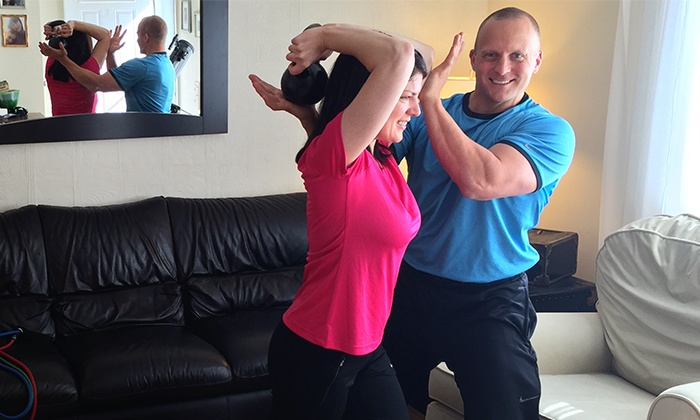 Trainer Troy Smith - Chicago: Two 60-Minute In-home Personal-Training Sessions with Trainer Troy Smith (89% Off)