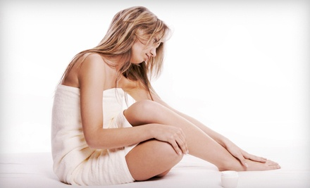 $269 for Laser Hair Removal on Up to 3 Areas at Dr. Bernadette Mayer's MedSpa & Wellness Center (Up to $7,200 Value)