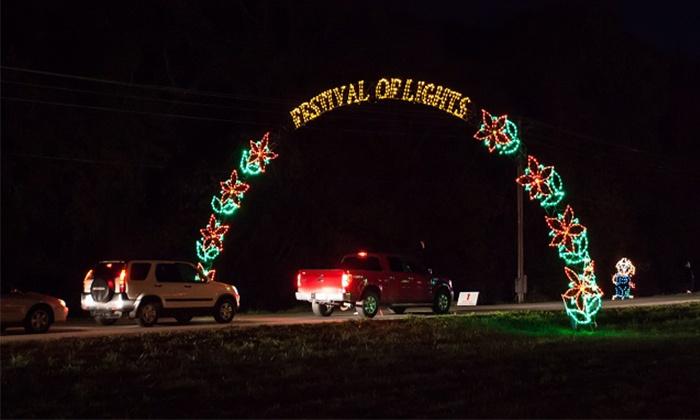 Festival of Lights - Oak Mountain Amphitheatre: Festival of Lights at Oak Mountain Amphitheatre on November 27–December 28 (Up to 40% Off)