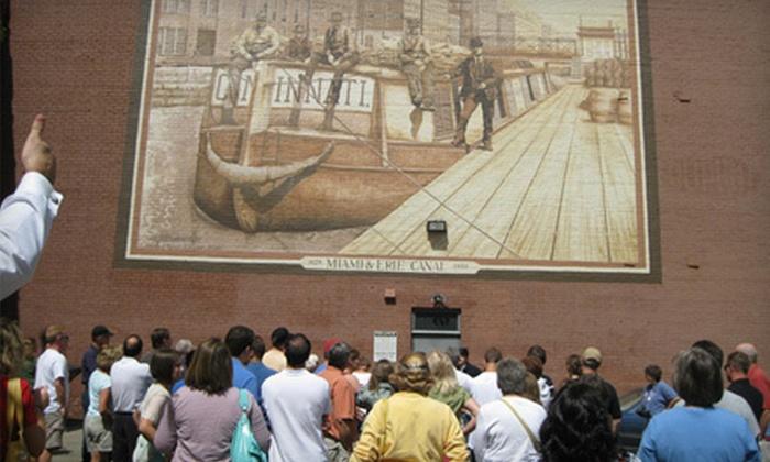Cincinnati Civil War Tour - Over-The Rhine: $20 for a Cincinnati Civil War Tour for Two from American Legacy Tours ($40 Value)